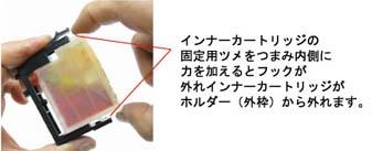 リボ方式互換カートリッジ