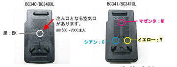 BC-340/BC-341取扱説明2